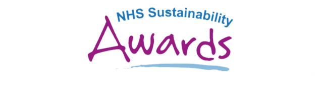 NHS Sustainability Award 2019